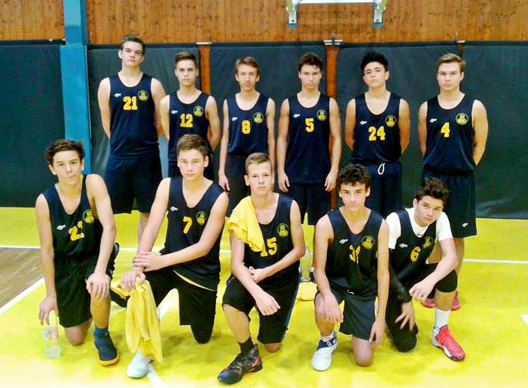 U18 csapatkép