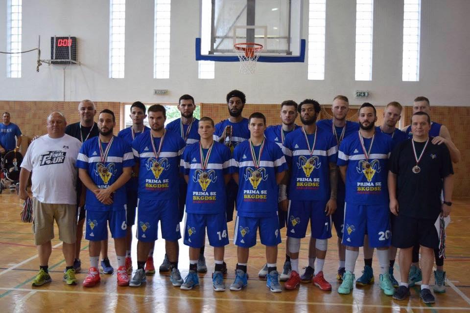 BKG-Prima SE csapata